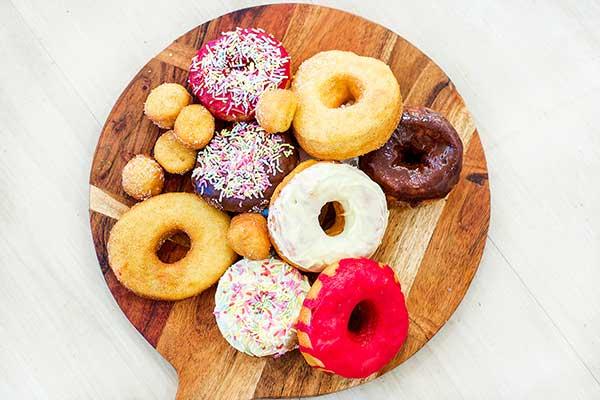 Bagel Nation Donuts