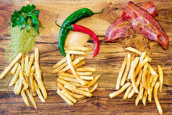 Bagel Nation Fresh Ingredients